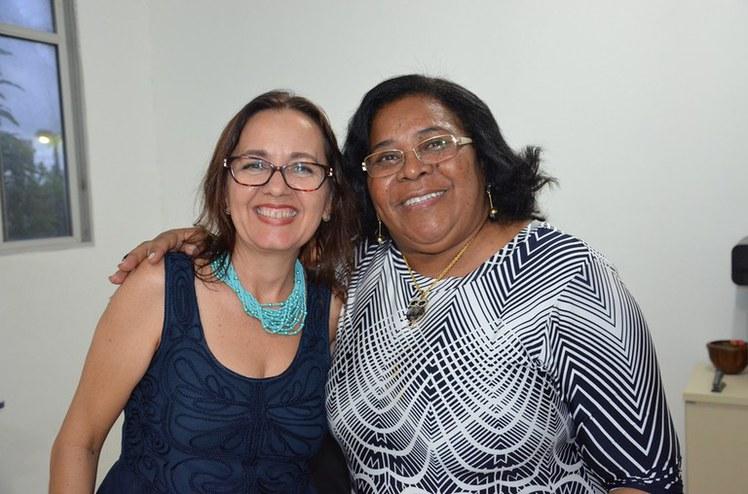 Ivanilda Maria Gentle substitui Márcia Maria Gomes