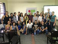 O evento contou com a presença do magnífico Reitor Cícero Nicácio, e o público pôde assistir a uma palestra do professor da UFPB Rogério Paodjuenas.