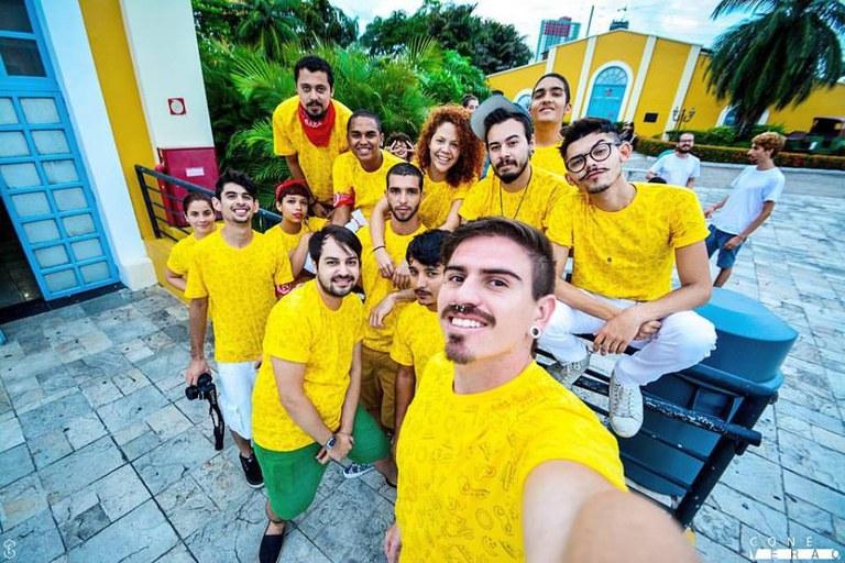 Evento é o maior encontro de estudantes de design do Brasil, e reúne aproximadamente 1200 participantes em sua 26ª Edição