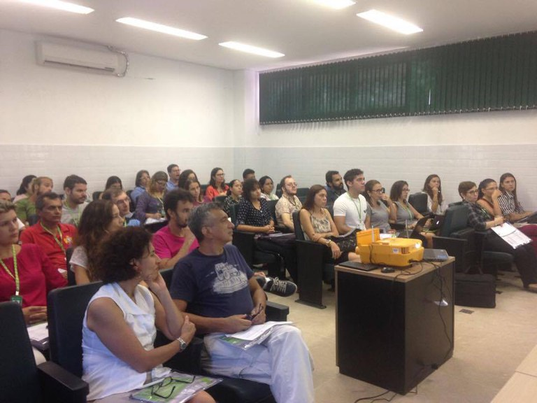 """Evento ocorre no período de 15 a 18 de maio, com o tema """"A prática pedagógica em constante transformação: como lidar?"""""""