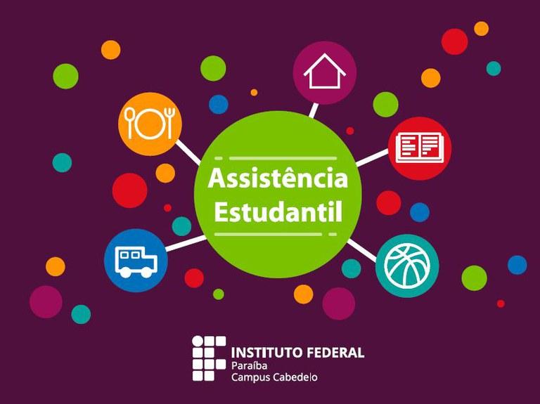 Auxílios contemplam os programas de Moradia, Alimentação, Transporte e Apoio Pedagógico (fotocópia)