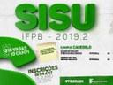 Sisu 2019.2 - Campus Cabedelo