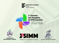 2º Encontro dos Simpósios do IFPB Cabedelo
