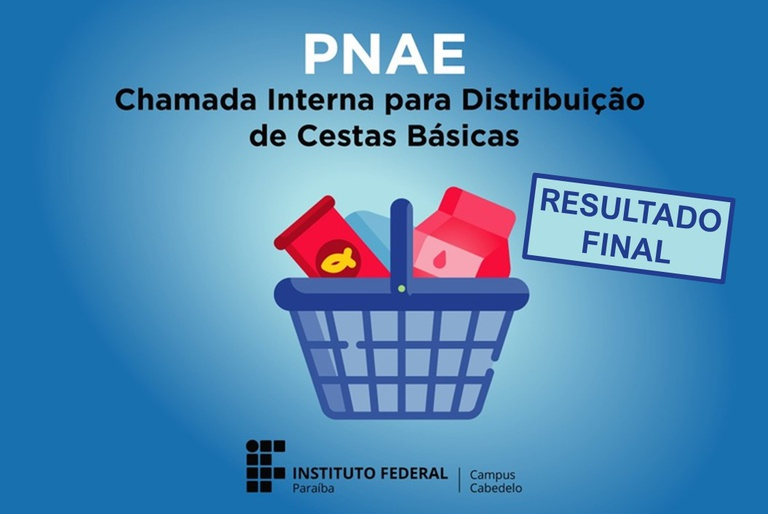 Chamada Interna 02/2021 - PNAE - Resultado Final