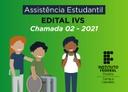 Edital IVS 2021 - Chamada 02