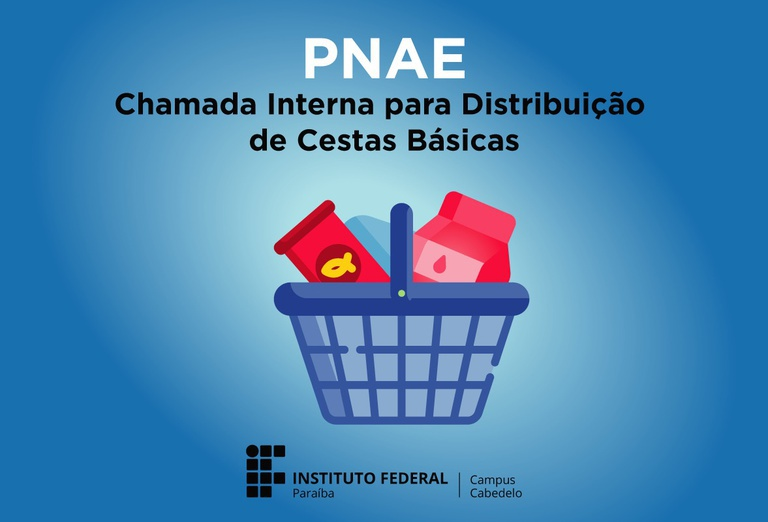 PNAE 2021 - Chamada Interna 03-2021