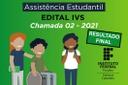 Edital IVS Chamada 02 - Resultado Final