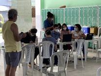 Vacinação IFPB Cabedelo 1