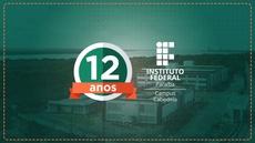 Data também marca os 112 anos de existência do Instituto Federal da Paraíba