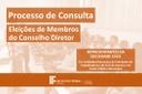 Eleições Conselho Diretor - Comunidade Externa - Site