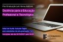 Edital - Estudantes DocentEPT - Auxílio Inclusão Digital