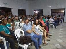 Platéia do Seminário integrador.