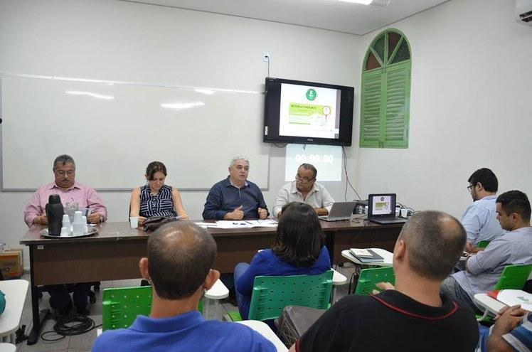 Anúncio foi feito em reunião com servidores que pediram inclusive melhorias para a unidade de Lucena.