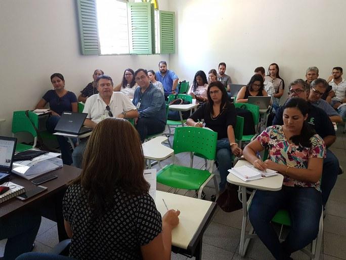 Campus realizará, nos dias 07, 08 e 09 de março de 2018, reunião dos gestores de ensino do IFPB.