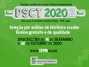 PSCT Subsequentes 2020