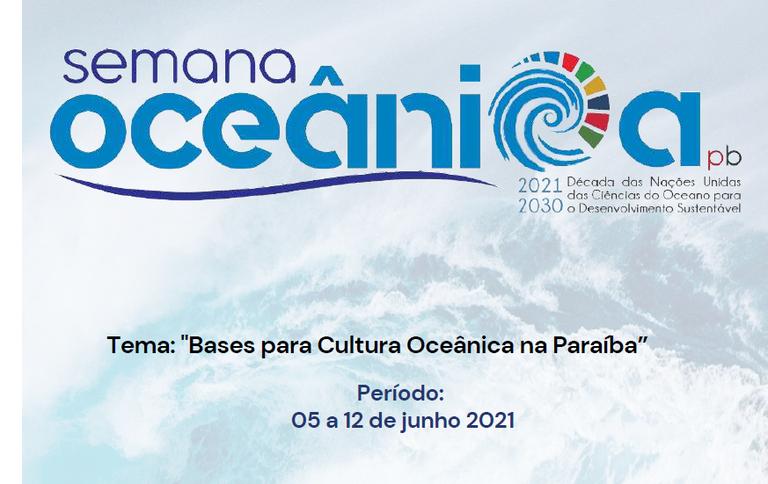 Tema: Bases para a Cultura Oceânica na Paraíba.
