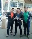 Equipe do Campus Cajazeiras é vice campeã mundial de robótica.