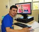 Daniel Andrade - Coordenador de Biblioteca.