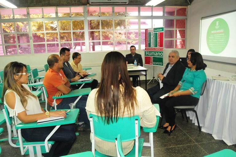 Reunião PLANEDE Cajazeiras