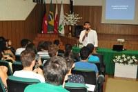 Evento segue até quinta com palestras, oficinas e minicursos no Campus Cajazeiras.