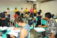 Campus Cajazeiras participa da Campanha Nacional de conscientização e combate ao Aedes Aegypti.