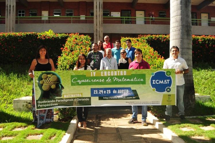Estudantes e estudiosos da área podem se inscrever para o IV Encontro Cajazeirense de Matemática até 23/08.