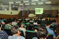 Palestra do Professor Messias