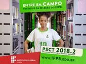 Período de matrícula vai de 24 a 27 de julho, no Campus Cajazeiras.