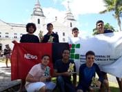 Equipes do Campus Cajazeiras conquistaram primeiro lugar em quatro desafios na  International Tournament of Robots