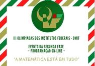 Jorge Luiz Martins Maciel conquistou uma medalha de prata e a aluna Rayanne de Oliveira Bento conquistou uma medalha de bronze