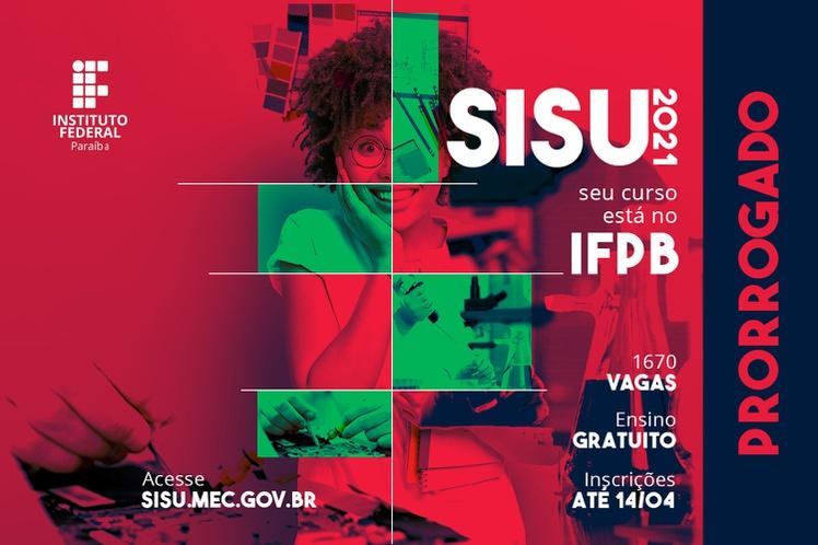 Campus Cajazeiras oferece 150 vagas. Inscrições até esta quarta-feira (14)
