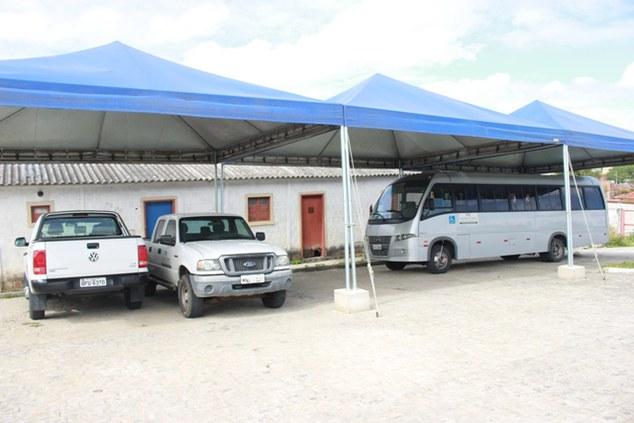 Serviço de transporte via Suap/frota é implantado no campus Campina