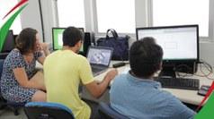 Treinamento ajudará em projetos de extensão executados por alunos do curso de Construção de Edifícios
