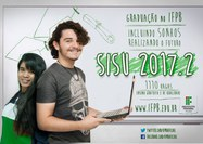 Estão sendo ofertadas vagas em cinco cursos superiores nas modalidades de bacharelado, licenciatura e tecnologia