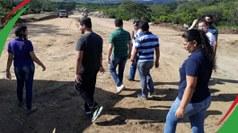 Aspectos ambientais e da legislação foram abordados durante a visita feita por alunos de Construção de Edifícios