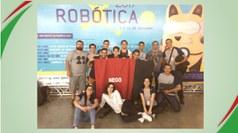 Competição Latino-Americana de Robótica teve a participação de instituições de vários países