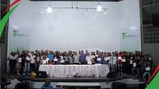 Estudantes certificados pela Cisco e IFPB Campina