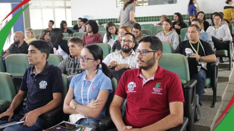 extensionistas campus Campina do IFPB