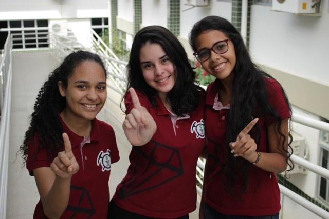Equipe do campus Campina campeã paraibana