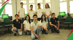 A olimpíada de informática visa despertar nos alunos o interesse em computação
