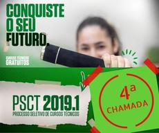 matriculas nos dias 01, 07, 08 e 11 de março de 2019