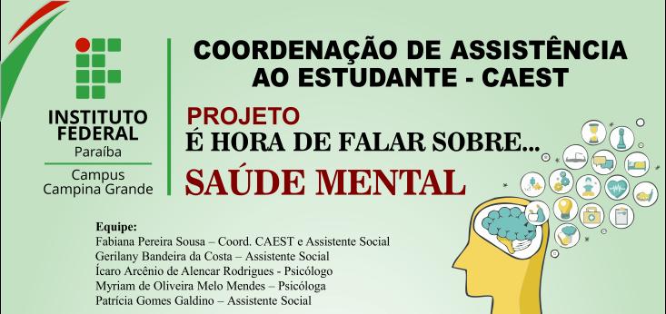 Saúde Mental 2019