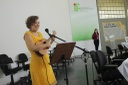 Professora de artes do IFPB Priscilla  Cler Professora de artes do IFPB Priscilla  Cler canta e encanta o público