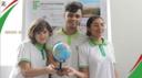 equipe medalha de ouro e com a  melhor pontuação das olimpíadas na Paraíba