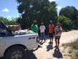 55 cestas básicas foram doadas na cidade