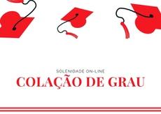 Solenidade será a primeira realizada de forma virtual do Campus CG
