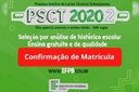 Edital traz relação dos candidatos com vínculo efetivado no IFPB