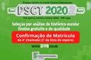 confirmação 2021 psct 2020.2