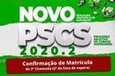 PSCS 2020.2 Confirmação 3 chamada