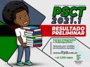 PSCT 2021.1 resultado preliminar